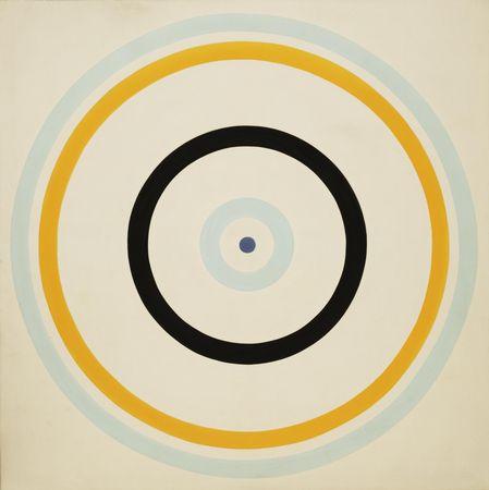 Kenneth Noland. Turnsole. 1961