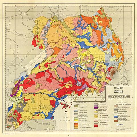 Soil Maps of Africa