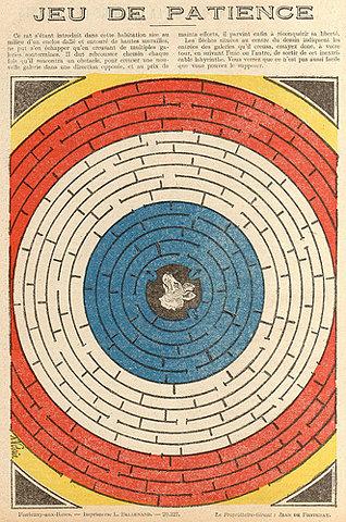 labyrinthe par pilllpat (agence eureka)